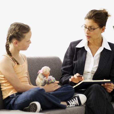 Детский психолог психологическая